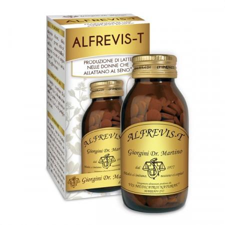 Pastiglie Alfrevis-t per l'allattamento - Dr. Giorgini immagini