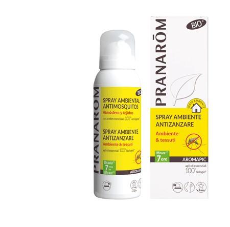 Spray Ambiente Antizanzare - Pranarom immagini