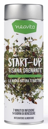 Tisana Drenante Start-Up - Neavita immagini