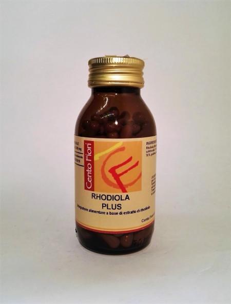 Capsule Rhodiola Plus per il tono fisico e dell'umore - CentoFiori immagini