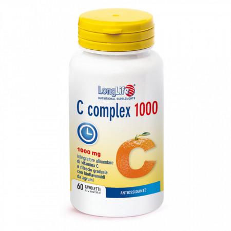 Compresse C Complex 1000 - LongLife immagini