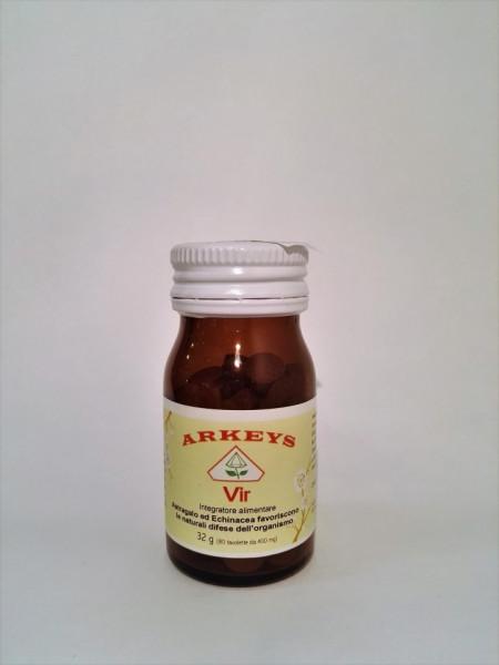 Tavolette Vir per le difese immunitarie - Arkeys immagini