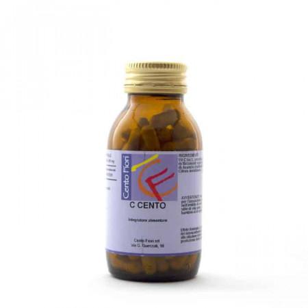 Capsule C Cento di vitamina C - Cento Fiori immagini