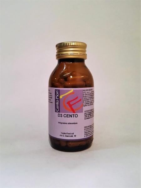 Capsule D3 Cento vitamina D - CentoFiori immagini