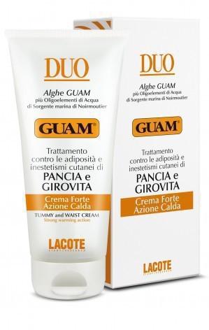 Duo Crema Pancia e Girovita - Guam immagini