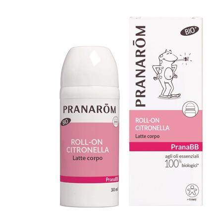 Roll-on Citronella Antizanzare Bimbi - Pranarom immagini