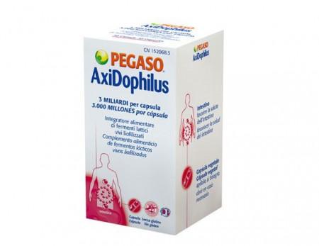 Capsule AxiDophilus da 60 cps per la regolarità intestinale - Pegaso immagini