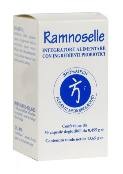 Capsule Ramnoselle per l'intestino - Bromatech immagini