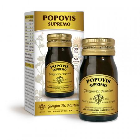 Pastiglie Popovis Supremo per la stitichezza - Dr. Giorgini immagini