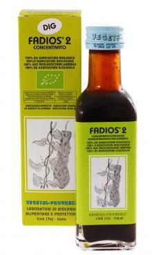 Sciroppo Fadios 2 digestivo - Vegetal Progress immagini