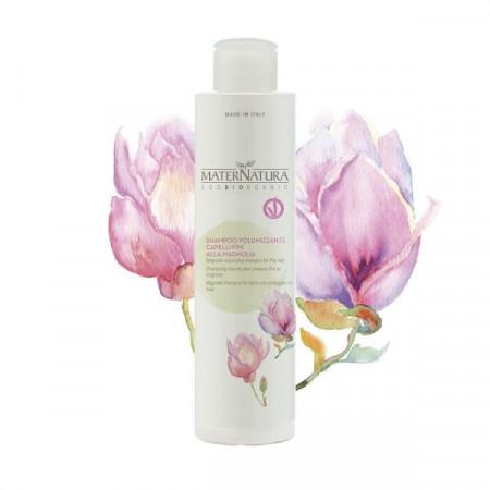 Shampoo Volumizzante alla Magnolia - Maternatura immagini