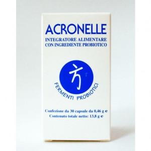 Capsule Acronelle per l'intestino - Bromatech