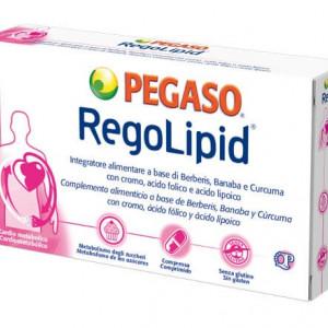Compresse Regolipid per il colesterolo - Pegaso