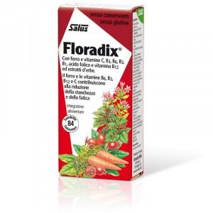 Tavolette Floradix per il ferro - Salus