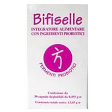 Capsule Bifiselle per l'intestino - Bromatech