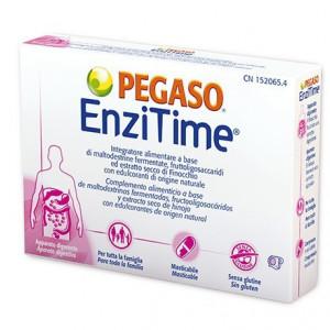 Compresse EnziTime per la digestione - Pegaso