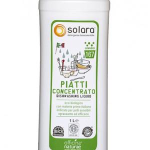 Solara Liquido Piatti a mano - Officina Naturae