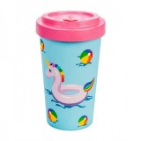 Tazza Bamboo Cup Sea fun - Woodway