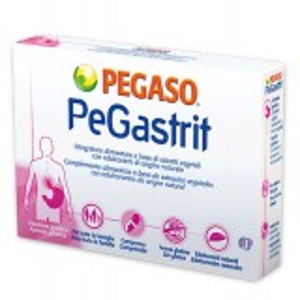 Compresse PeGastrit per la funzione gastrica - Pegaso