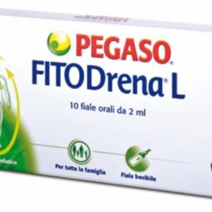 FitoDrena L per drenaggio linfatico - Pegaso