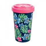 Tazza Bamboo Tropical pink - Woodway