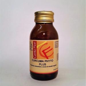 Capsule Curcuma Phyto Plus per le infiammazioni - CentoFiori
