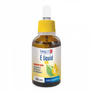Gocce Vitamina E per la pelle - LongLife