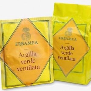 Argilla Verde ventilata polvere - Erbamea