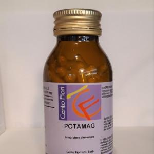Capsule Potamag magnesio e potassio - Centofiori