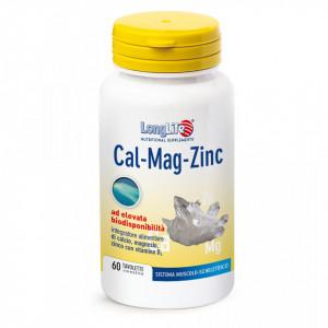 Tavolette Cal-Mag-Zinc - LongLife