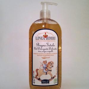 Bagno Totale detergente bimbi 500ml - Helan