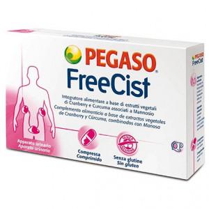 Compresse FreeCist per le vie urinarie - Pegaso