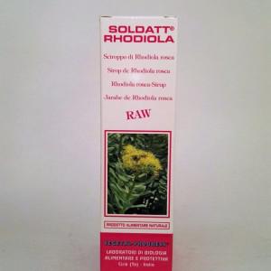 Soldatt Rhodiola - Vegetal Progress