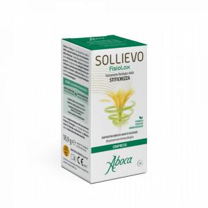 Tavolette Sollievo Fisiolax per il transito intestinale - Aboca