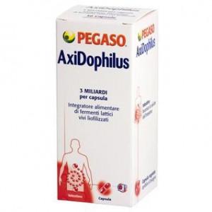 Capsule AxiDophilus per la regolarità intestinale - Pegaso