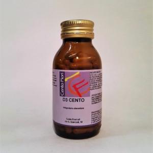 Capsule D3 Cento vitamina D - CentoFiori