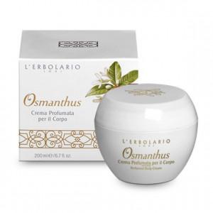 Crema Profumata Corpo Osmanthus - L'Erbolario