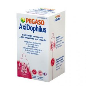 Capsule AxiDophilus da 60 cps per la regolarità intestinale - Pegaso