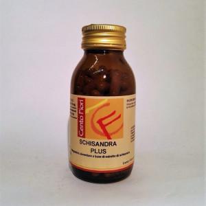 Capsule Schisandra Plus per la funzione epatica - Centofiori