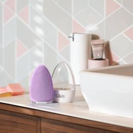 Dispozitiv de curatare faciala Silk'n Bright Purple
