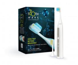 Periuta de dinti electrica cu tehnologie DentalRF Silk'n ToothWave, eliminare tartru