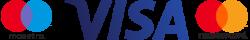 logo mastercard visa