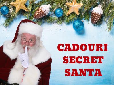 Cadouri pentru Secret Santa