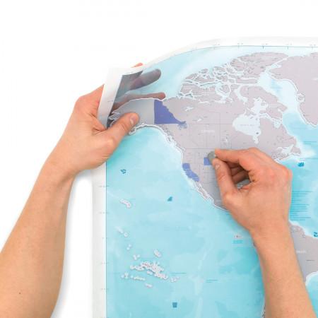 Harta razuibila Editia Oceans Luckies 3