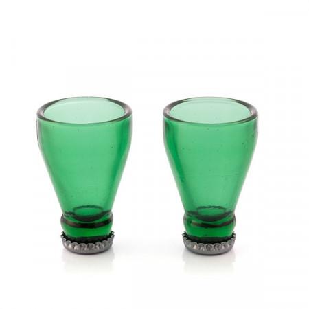 pahare de shot in forma de sticla de bere 2
