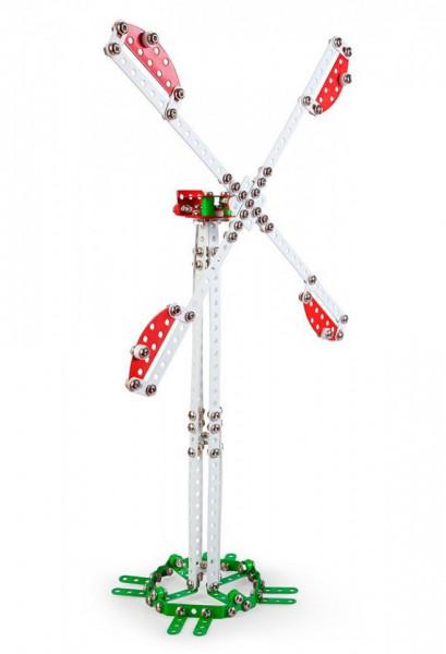 Set constructie Turbina eoliana 5 in 1 Pro, 430 piese