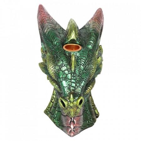 Vas aromaterapie cascada de fum Green Dragon 1