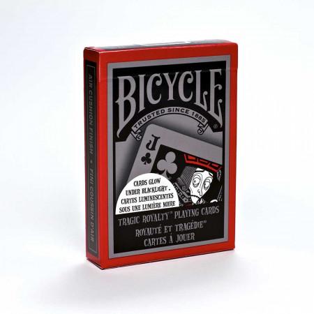 Carti de joc Bicycle Tragic Royalty pachet