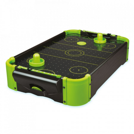 Joc Air Hockey neon verde 5