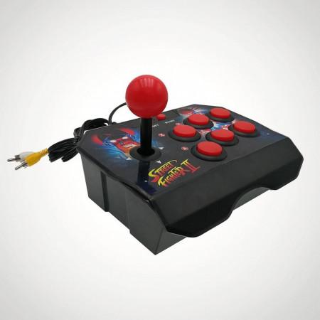 consola joc arcade Street Fighter II pentru televizor 4